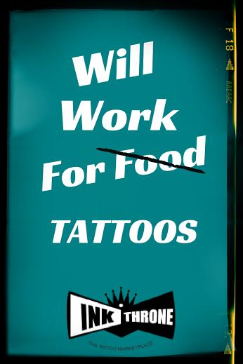 Ink Throne  #tattoos