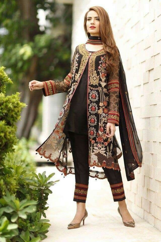 Pin de Rosy en Indian and Pakistani clothes | Pinterest