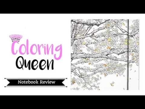Explore Notebook Review Beautiful Notebooks And More The Time Garden