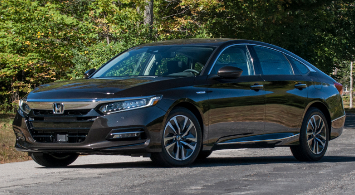 2020 Honda Accord Lx Changes Review Interior Price Dengan Gambar