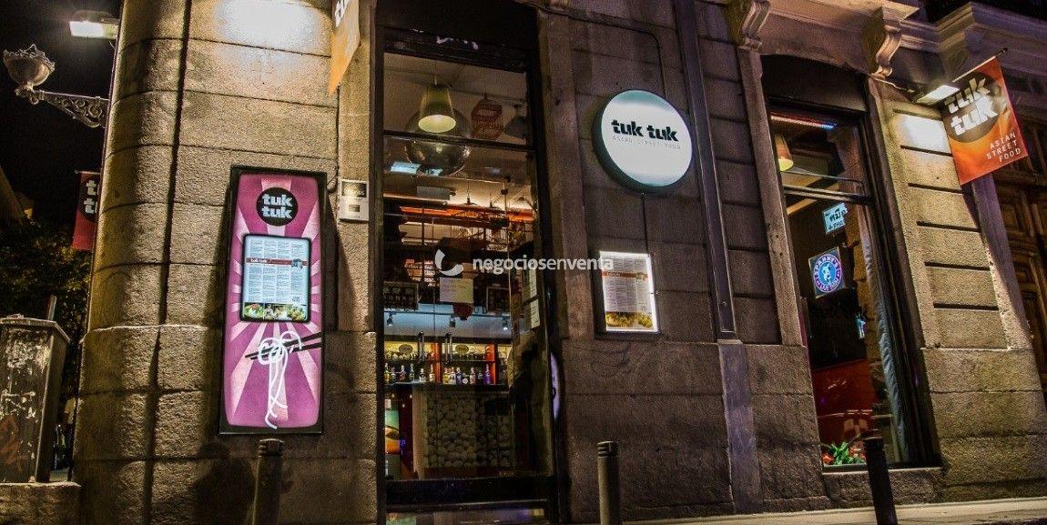 Traspaso De Negocios Monta Tu Franquicia Tuk Tuk Asian Street Food Traspaso De Negocios Negocios En Venta Negocios
