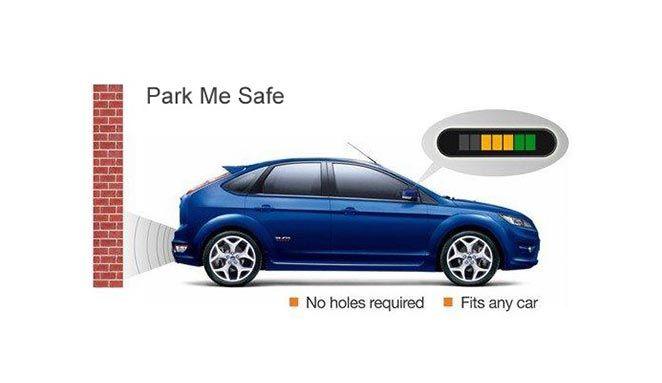 Park Me Safe Parking Aid System