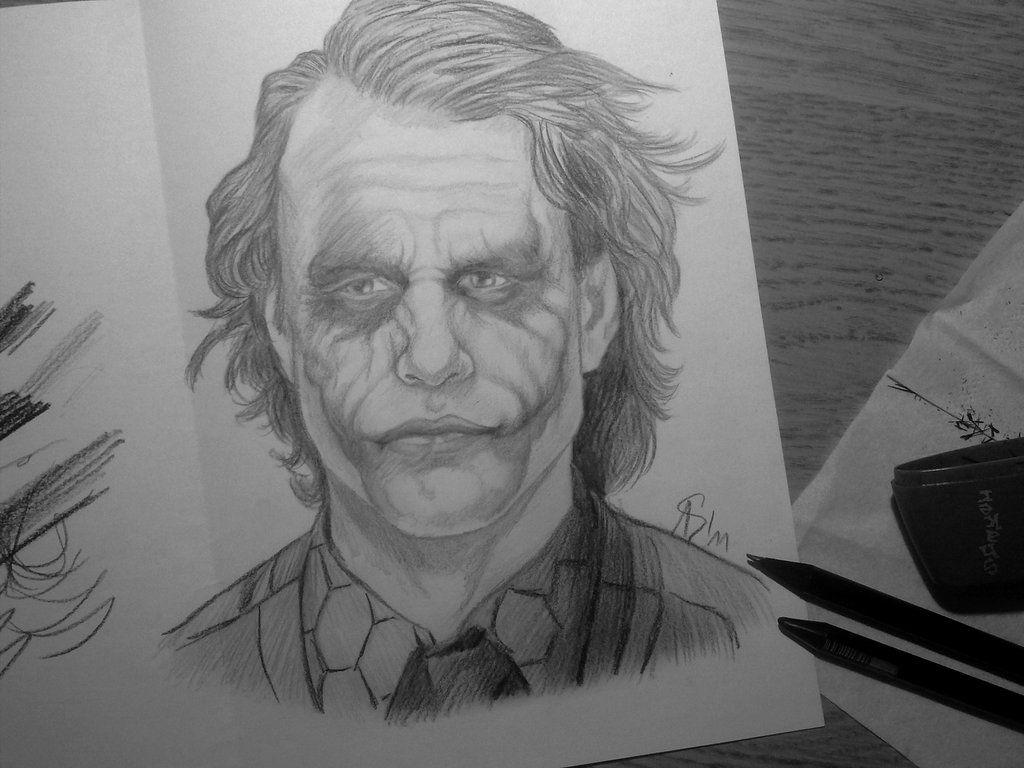 Joker Scribble Drawing : Pin by annabelle stewart on drawings joker heath