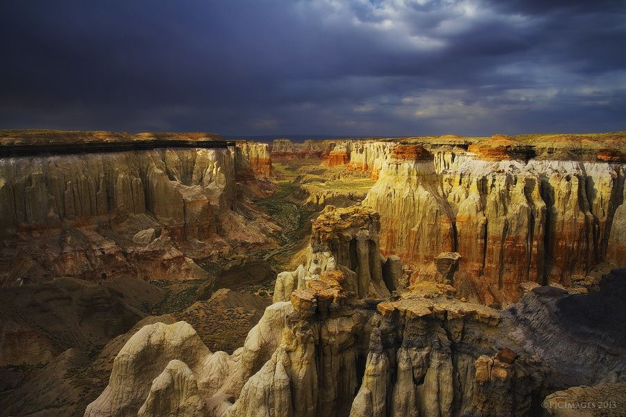 Canyon of Color by Peter Coskun on 500px Nature