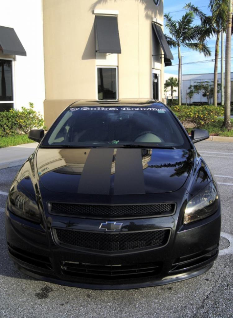 2012 Chevy Malibu Street Dynamics South Florida Auto