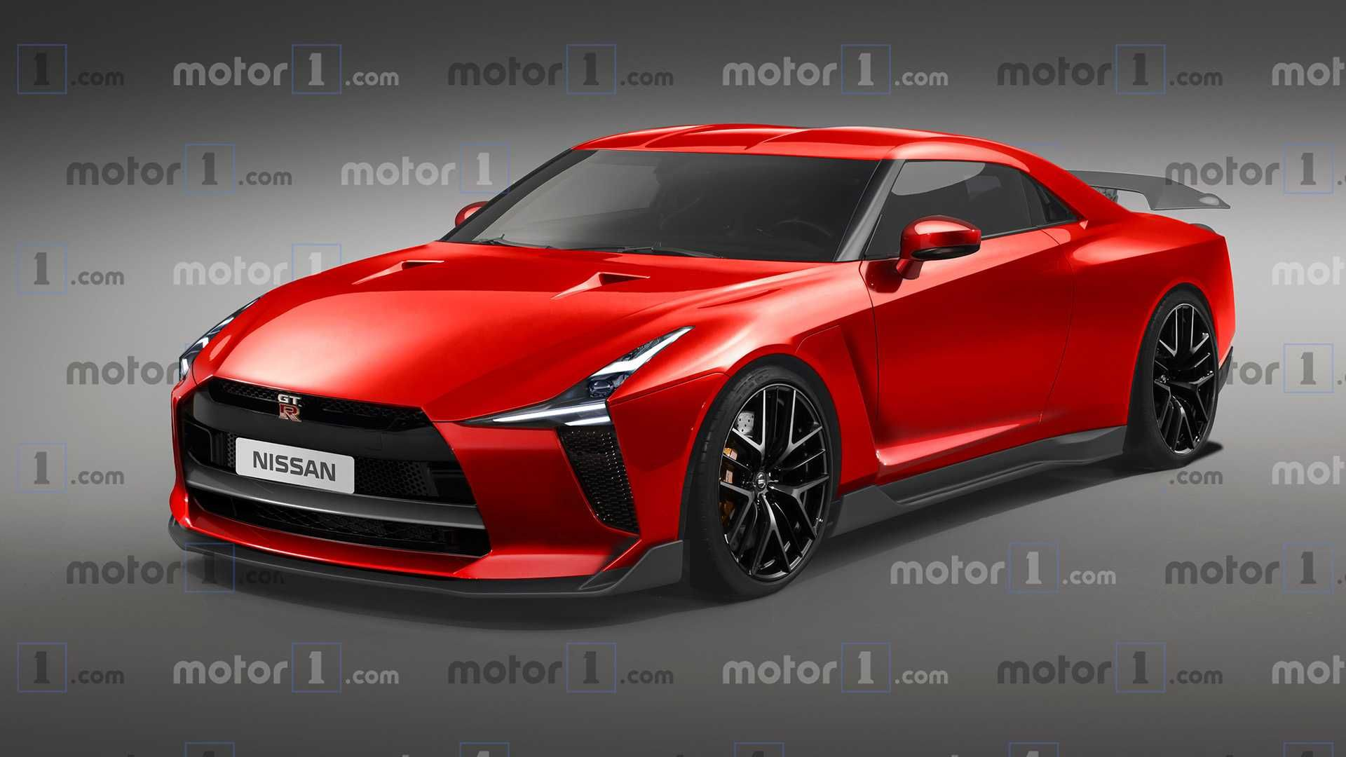 2021 Nissan Gt R Nismo Redesign
