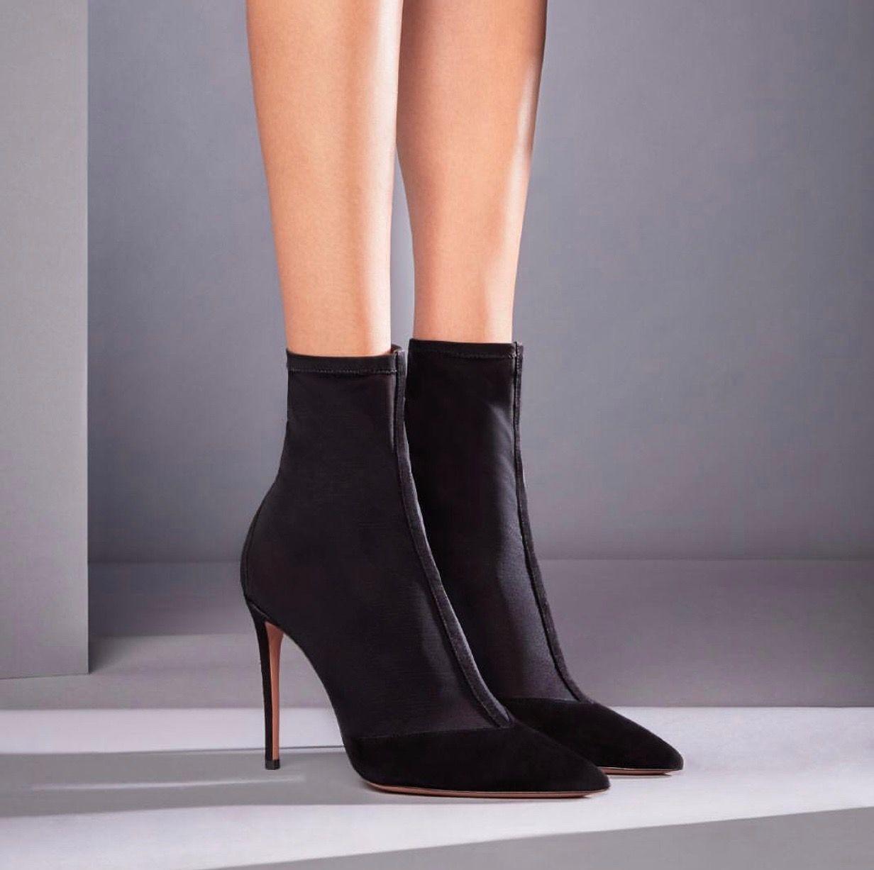 Aquazzura Hot Stuff Booties Chaussures Chaussures Chaussures Chaussuresaddict sandals 4d3f7f