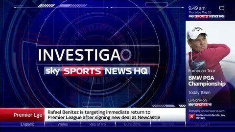 Sky Sports News HQ on Twitter: