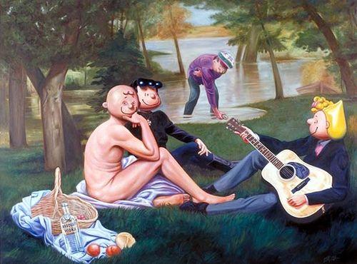 A arte que imita a arte é plágio ou homenagem? - COMUNICA TUDO