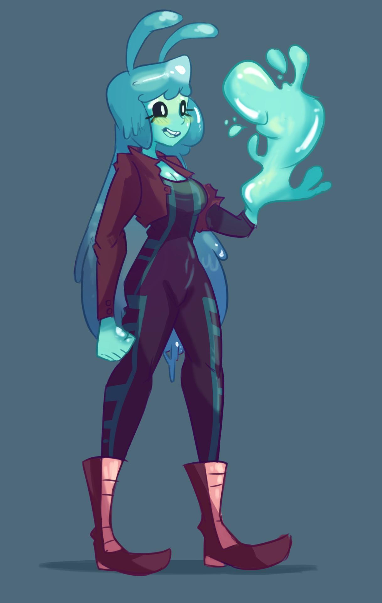 47+ Slime character info
