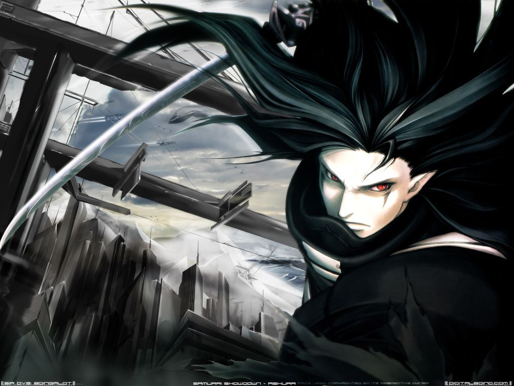 Vampire Hunter D Cool Anime Pictures Anime Samurai Wallpaper