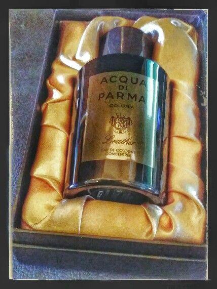Acqua Di Parma Colonia Leather Homme Fragrances Parfumhomme