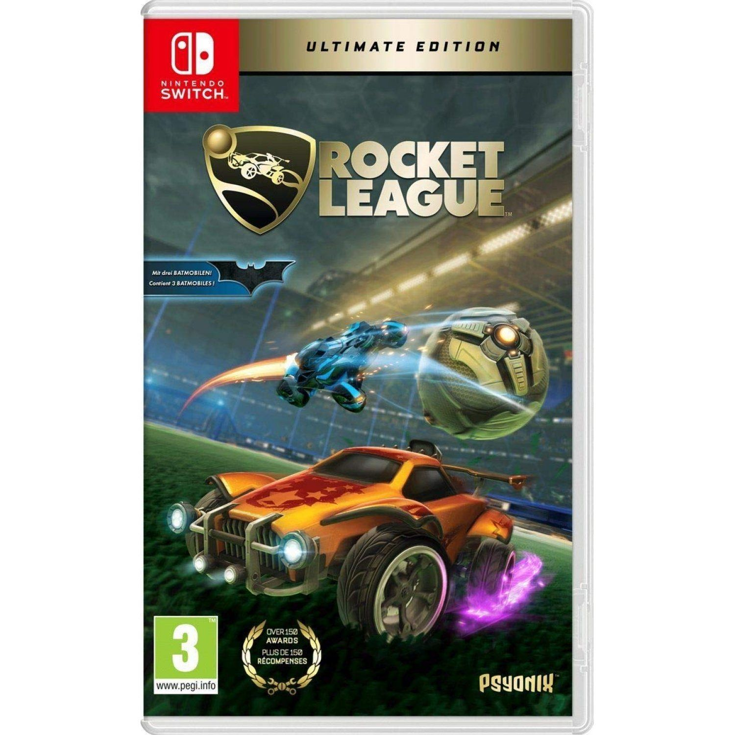 Rocket League [Ultimate Edition] Nintendo switch, Ps4 or