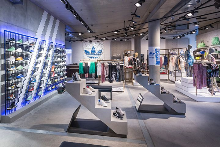 adidas store in chicago downtown