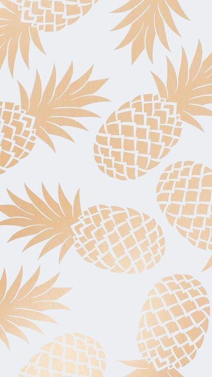 Pingl par sandra sousa sur phone backgrounds pinterest for Fond ecran ananas