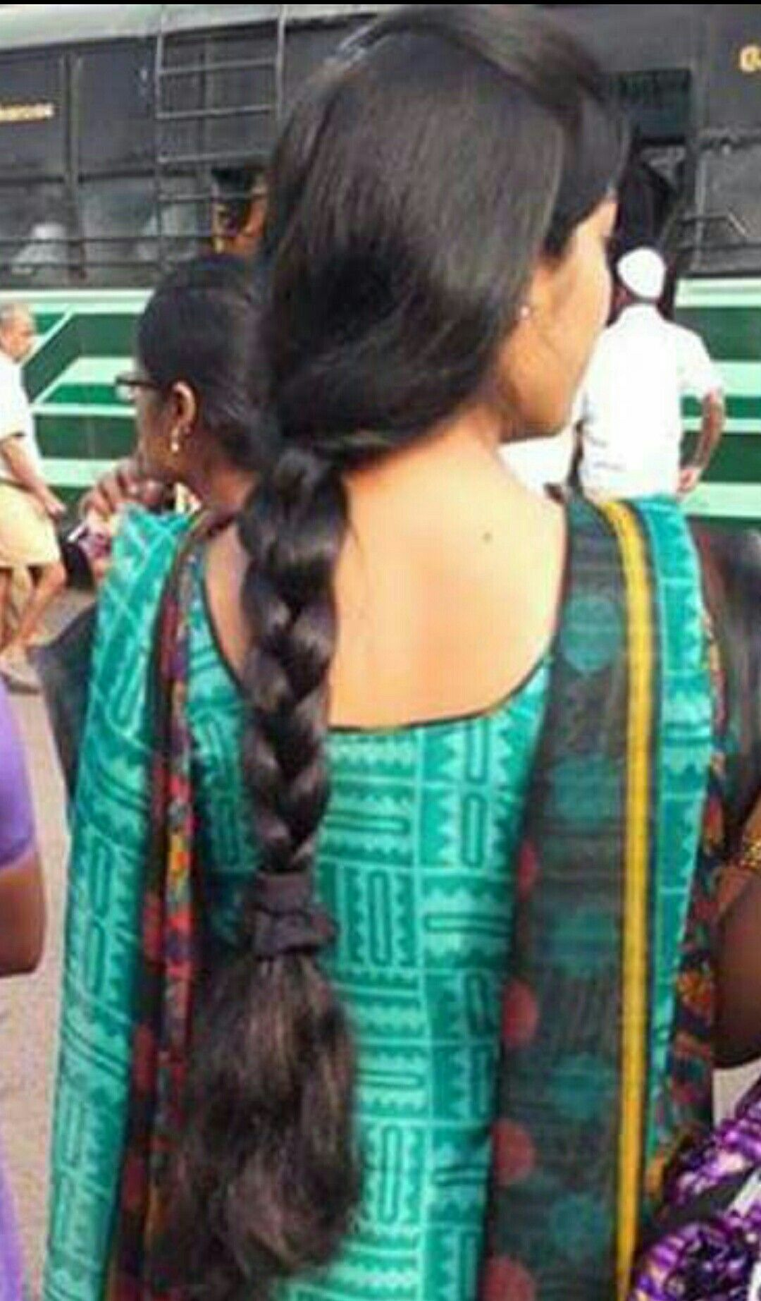 Pin by CBOvi on Hair&beauty | Braids for long hair, Indian ...