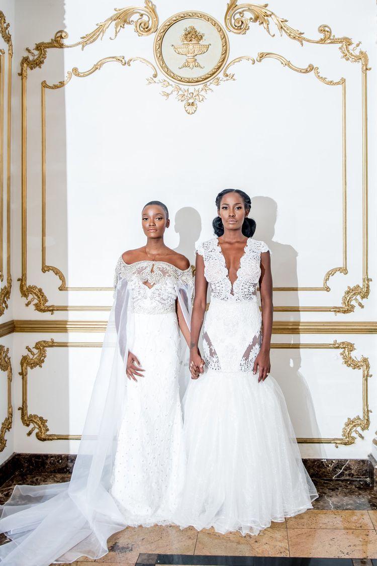 19 Black Wedding Dress Designers To Know Black Wedding Dresses Asian Wedding Dress Womens Wedding Dresses [ 1126 x 750 Pixel ]