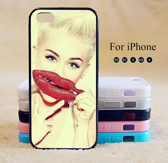 Miley Cyrus,iPhone 5 case,iPhone 5C Case,iPhone 5S Case, Phone case,iPhone 4 Case, iPhone 4S Case,Case-IP002Cal