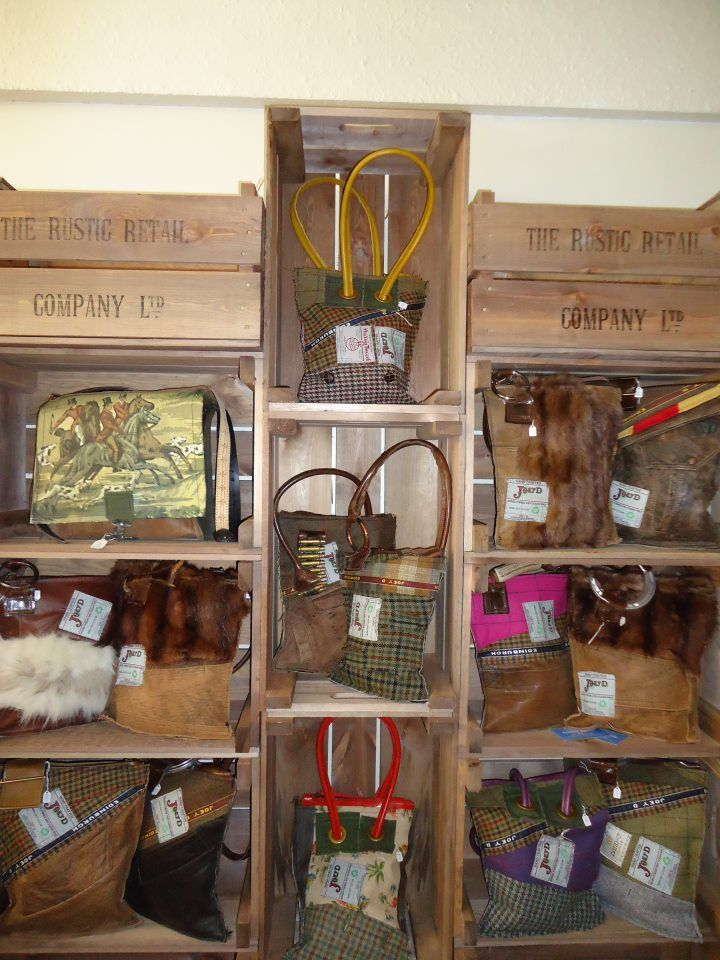 Rustic Retail Bushel Boxes Wood Crates Retail Display Boutique Crates