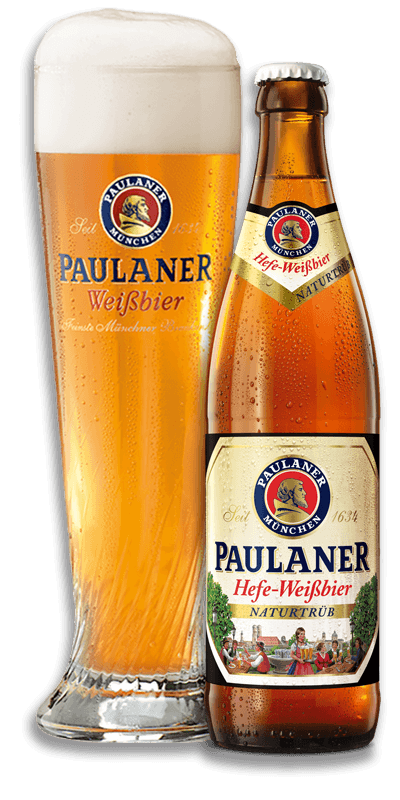 paulaner hefe wei bier naturtr b beer in 2019 wei bier. Black Bedroom Furniture Sets. Home Design Ideas