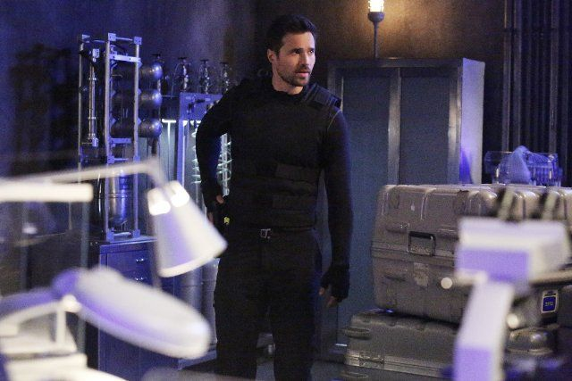 Agent Ward  #Agents of SHIELD