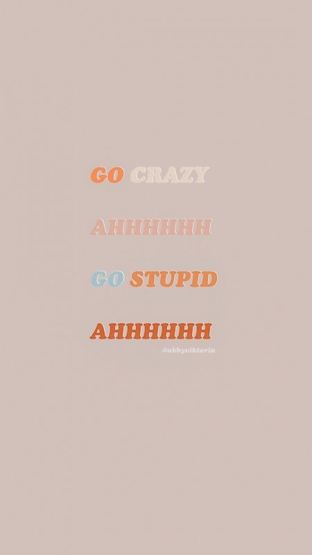 Get inspired for funny wallpaper for