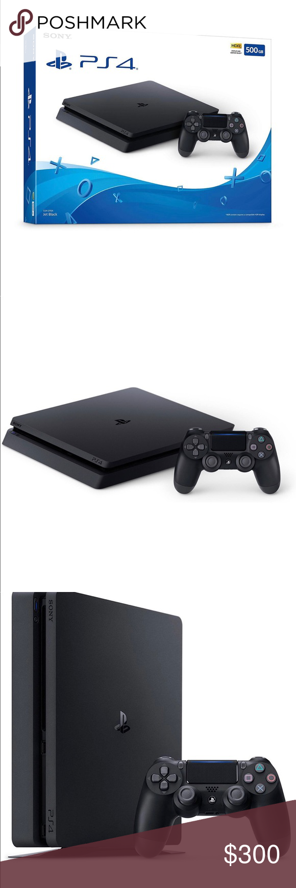 Ps4 1tb Brand New In Box Comes With All Cables And Controller Still In Box Other Ps4 1tb Brand New Ps4
