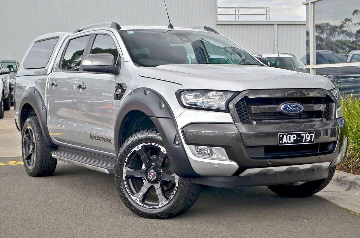 2017 Ford Ranger Wildtrak PX Mkii | Ford Ranger AU/NZ 2012-Present ...