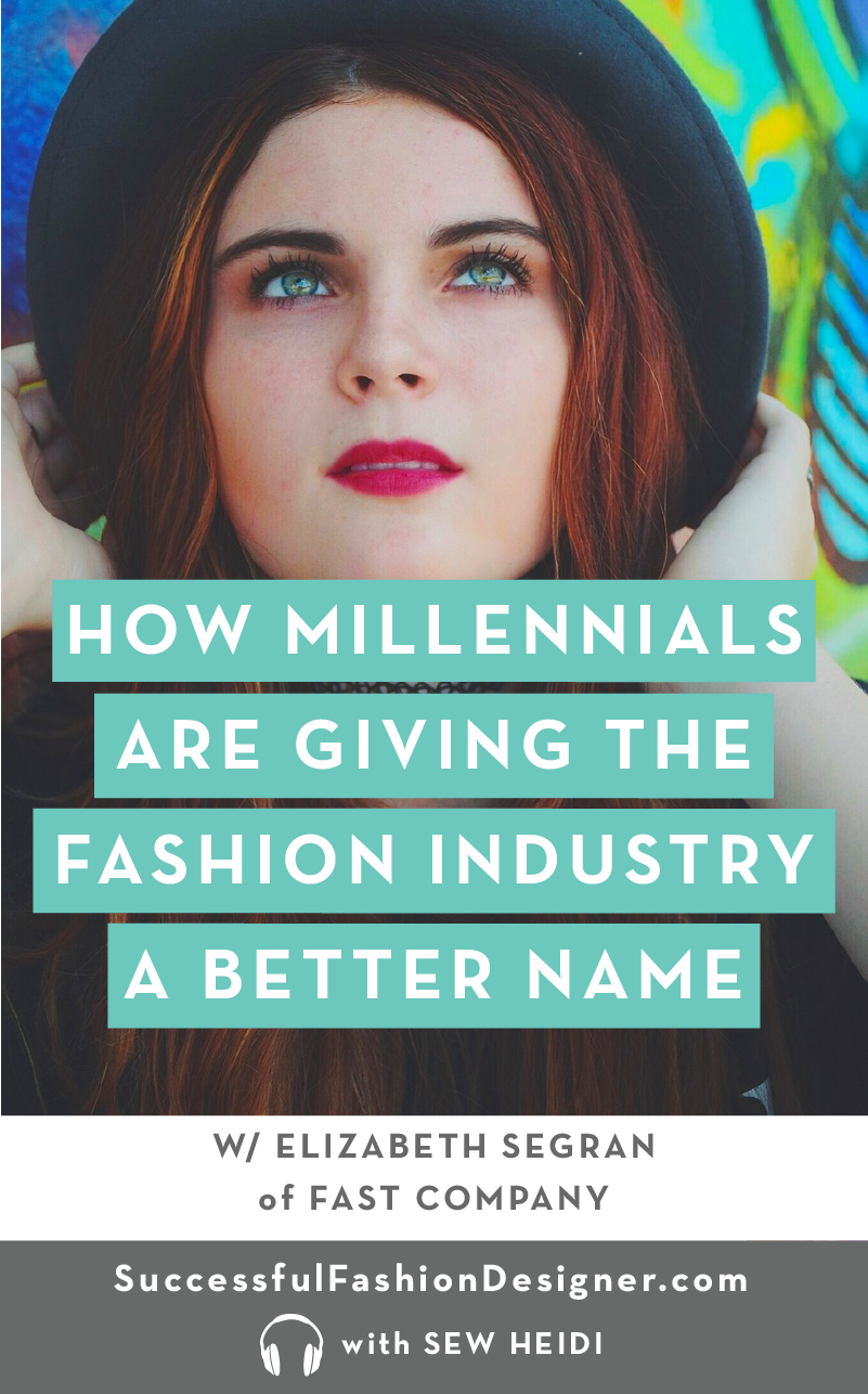 Sfd026 How Millennials Are Giving The Fashion Industry A Better Name Courses Free Tutorials On Adobe Illustrator Tech Packs Freelancing For Fashion Desi Career In Fashion Designing Fashion