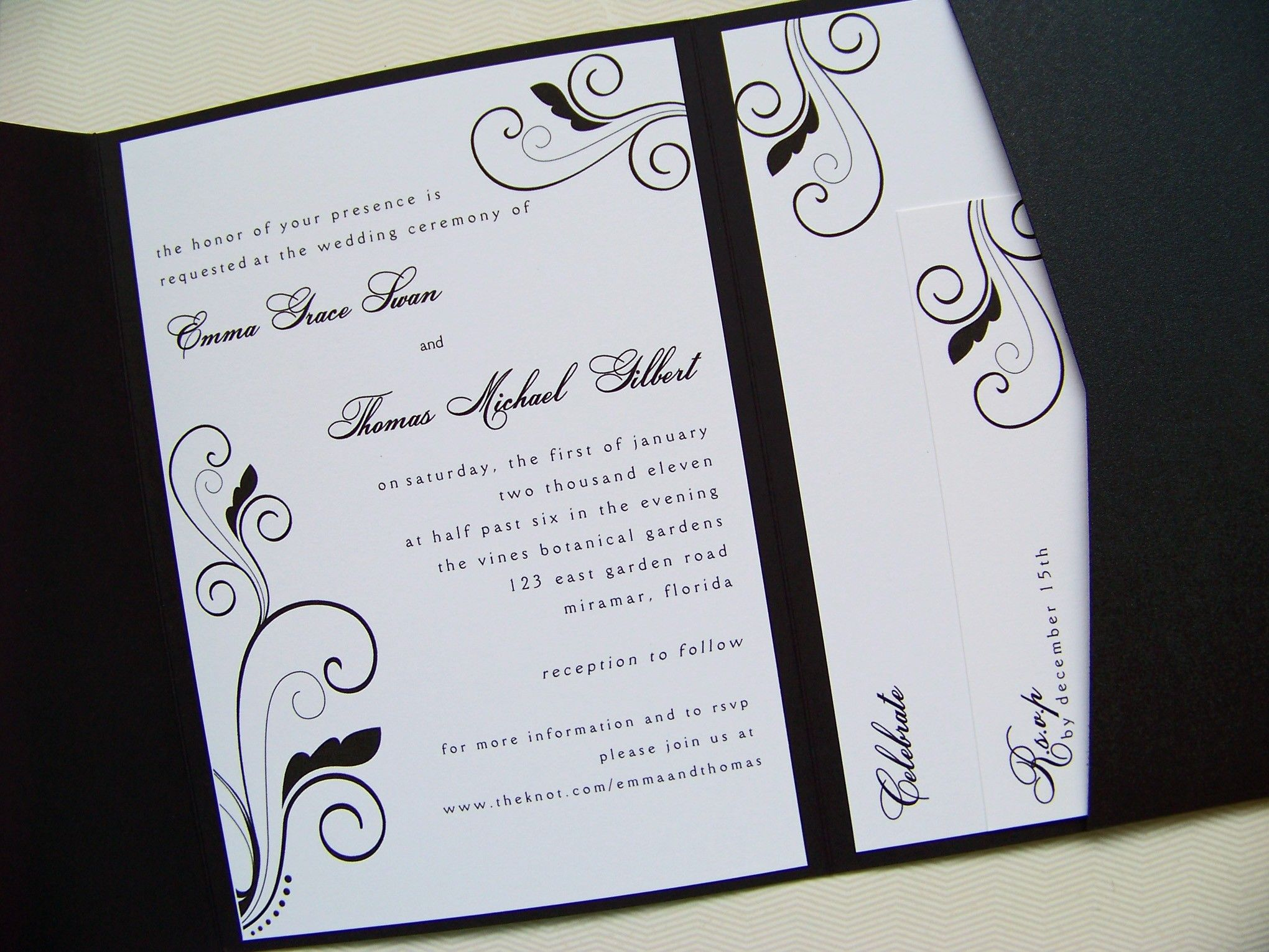 Handmade Wedding Invitations   Handmade Wedding Planner – Ideas for ...