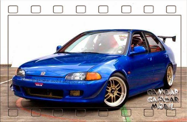 Gambar Mobil Genio Gambar Gambar Mobil Honda Civic Mobil Gambar