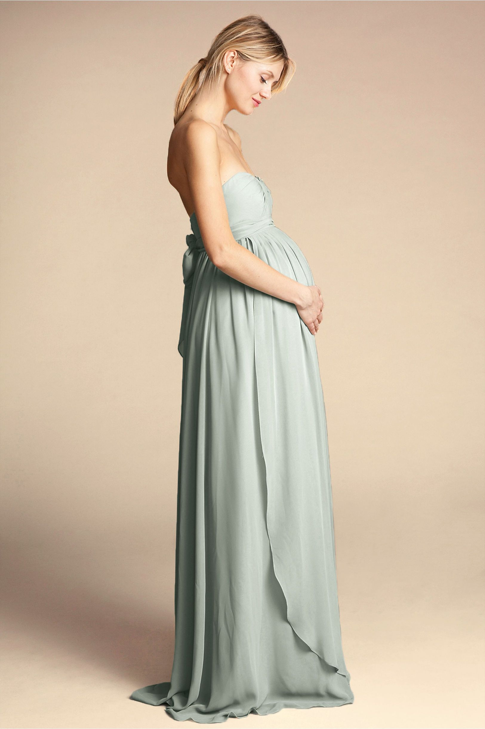 Cerise Maternity Dress Blush in New  BHLDN (mit Bildern
