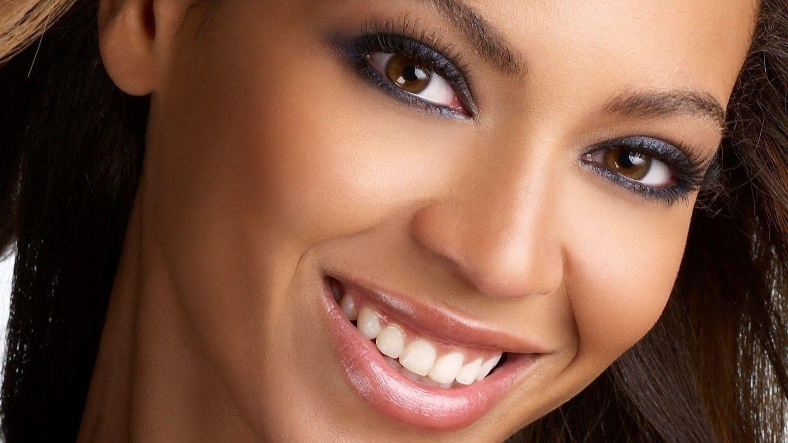 Beautiful Smile Wallpaper 68 Images: Beyonce Beautiful Smile