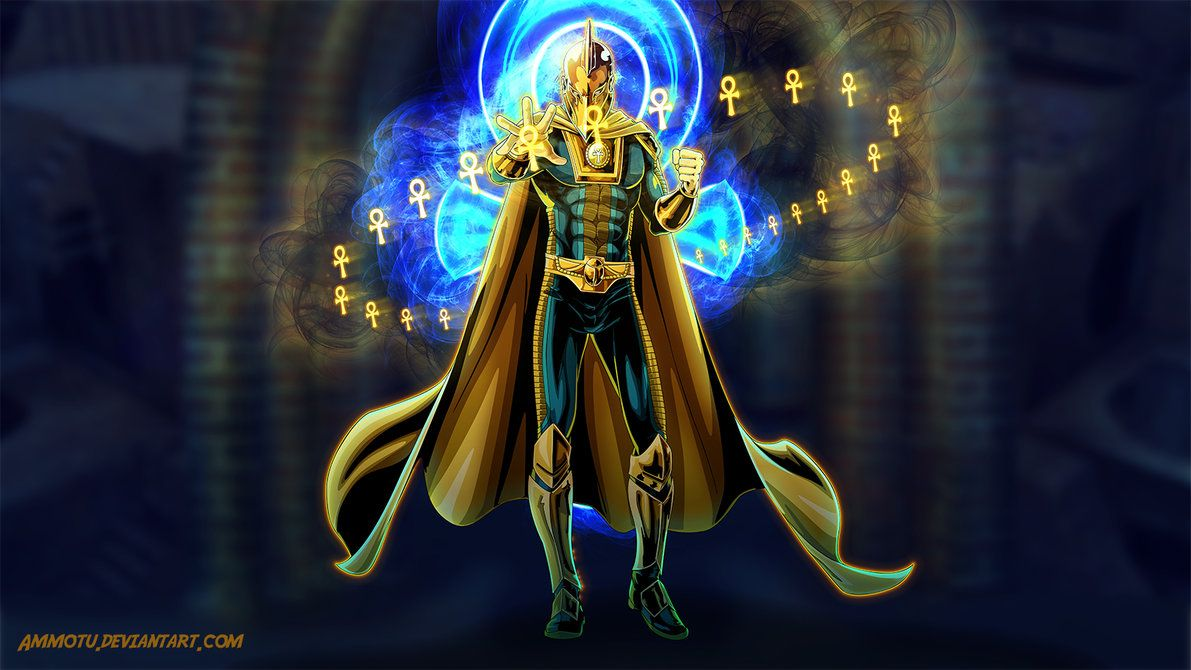 Doctor Fate By Ammotu Fate Dc Comic Books Epic Characters