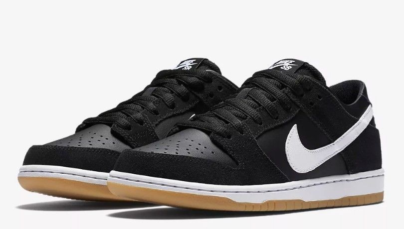 Nike Men's SB Zoom Dunk Low Pro Athletic Snickers Shoes Size
