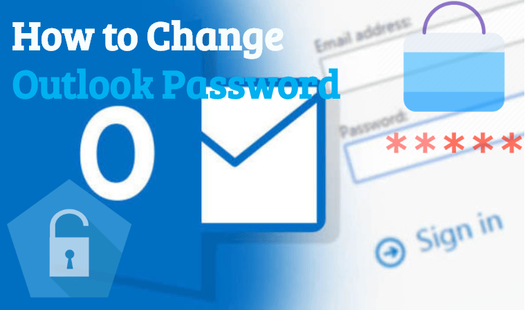 How to Change Outlook Password 18772008067 In All