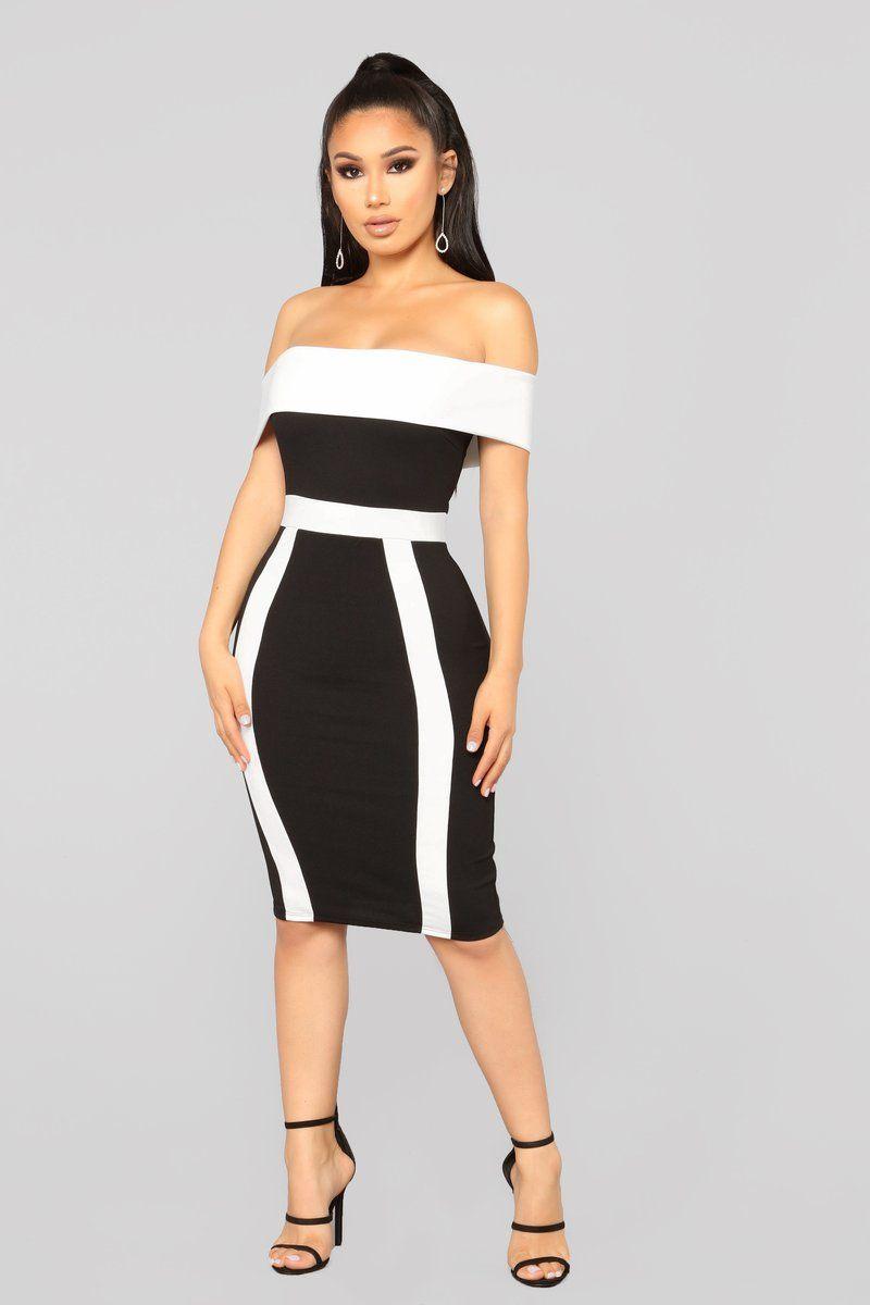 Poetry In Our Symmetry Dress Black White Dresses Dress Patterns Black Dress [ 1200 x 800 Pixel ]