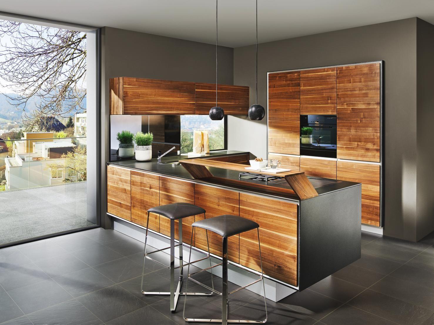 Einbauküche in Markenqualität von TEAM 7 natürlicher