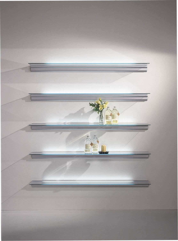 tag re murale contemporaine en aluminium en verre. Black Bedroom Furniture Sets. Home Design Ideas