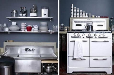Kitchening | A Space for Nourishment. | Pinterest | Oven, Industrial ...