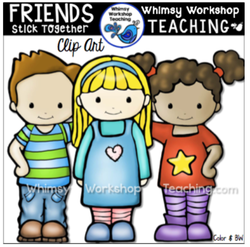 Exclusive Free Resources Whimsy Workshop Teaching Clip Art Library Kids Graphics Clip Art