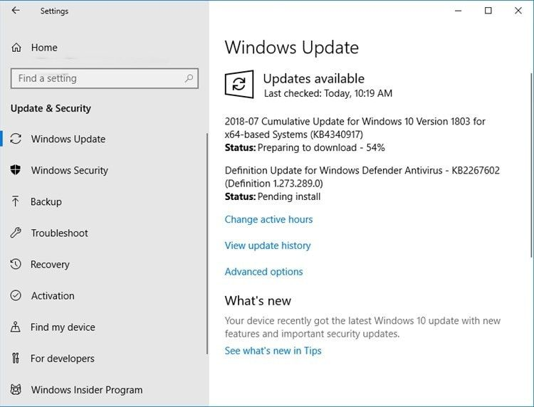 Windows 10 Preview Build 19041 Version 2004 Pulls Notepad From Microsoft Store Windows 10 Windows Windows Defender