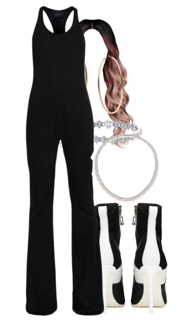 """122"" by annabel209 ❤ liked on Polyvore featuring Michael Kors, Puma and Adriana Orsini"