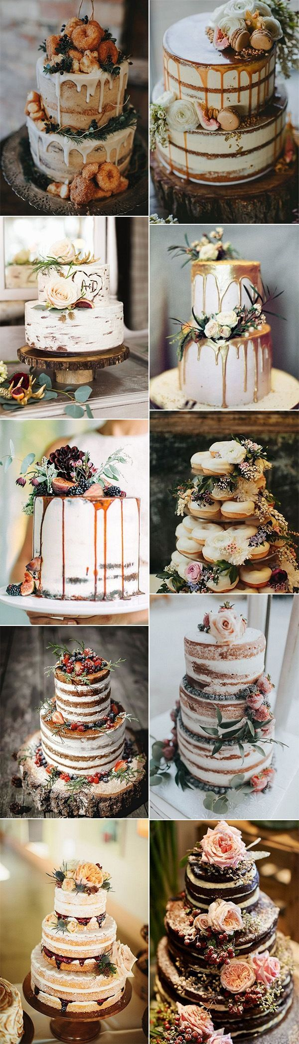 Photo of 20 Delicious Fall Wedding Cakes that WOW – EmmaLovesWeddings