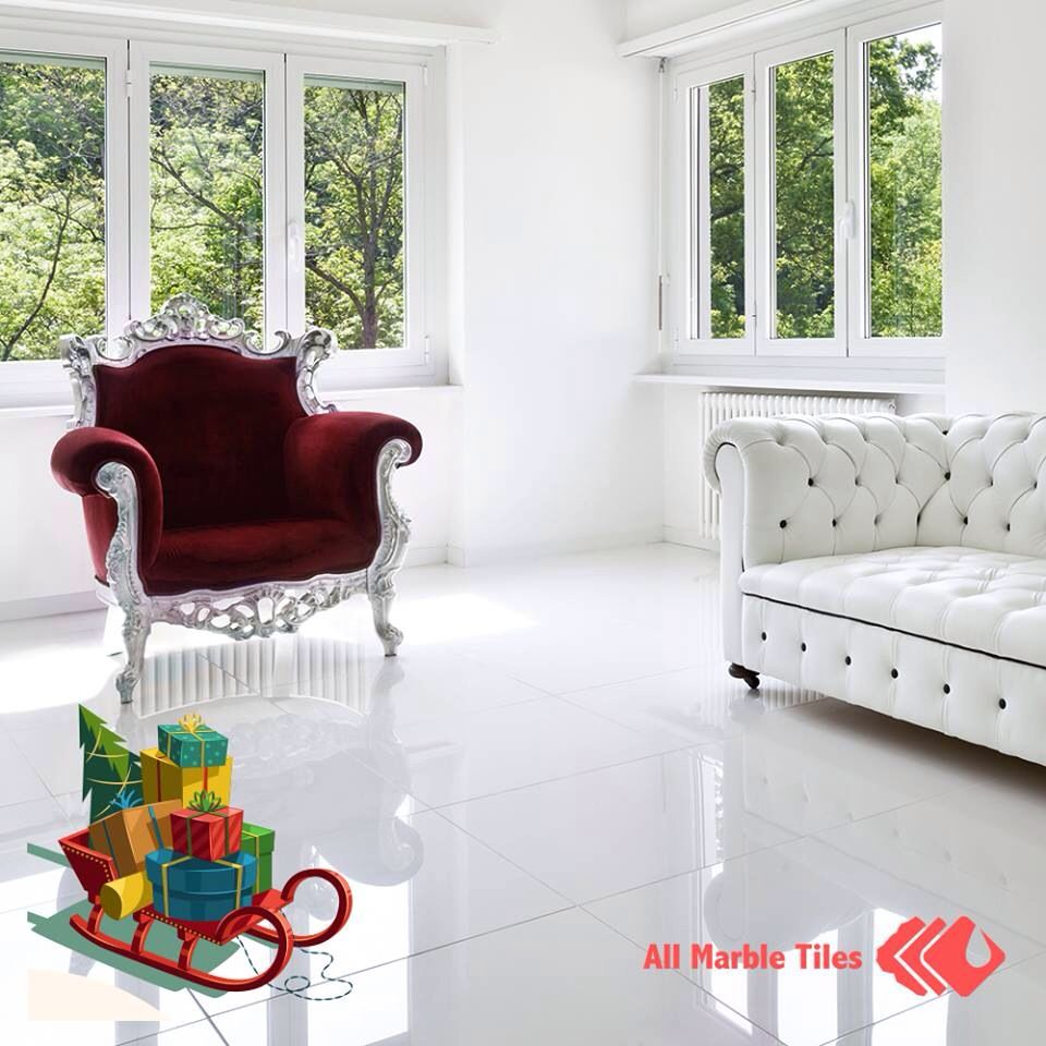 Thos White Marble Floor Tile For Living Room Http Goo Gl