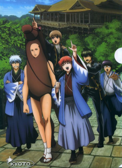 gintama official art - Recherche Google