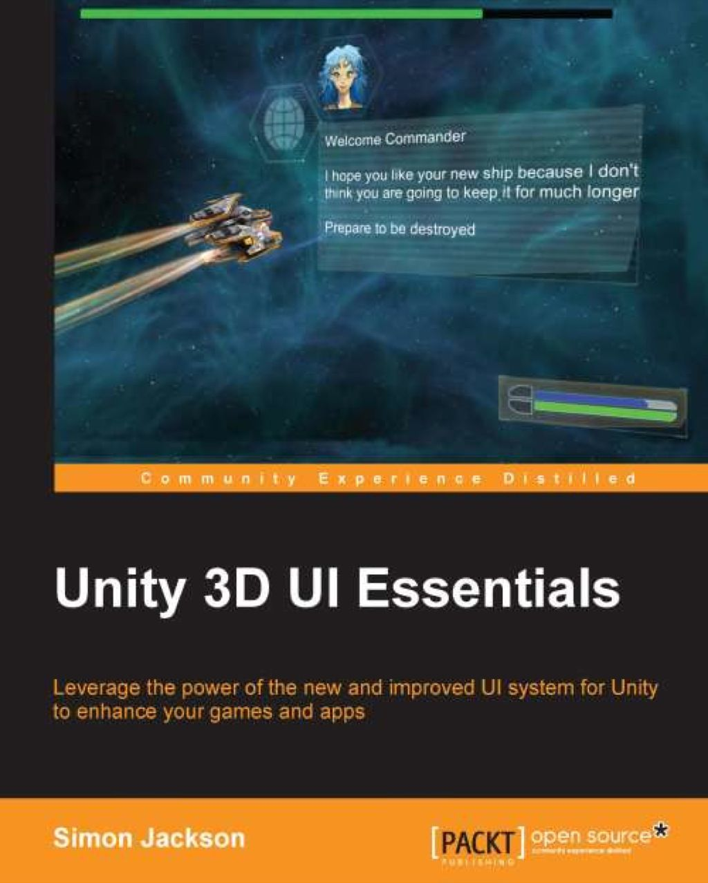 Unity 3D UI Essentials (eBook) | Products | Unity 3d, Free books