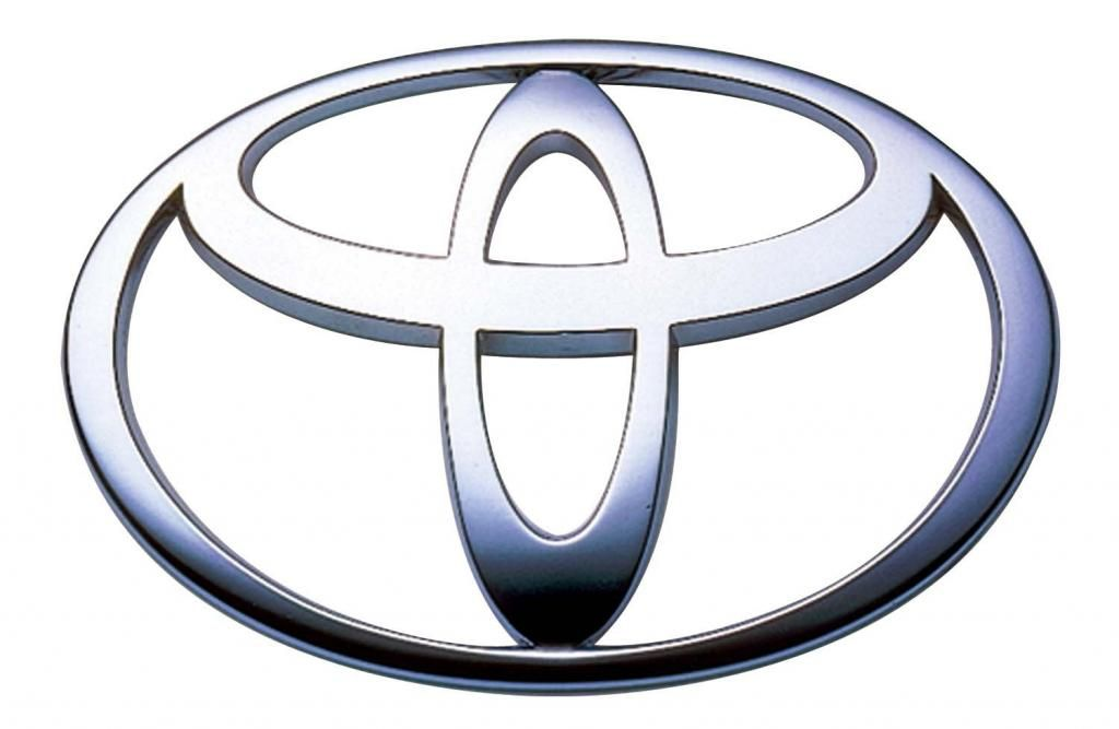 The Official Logo For Car Company Toyota The Planet Saturn Why