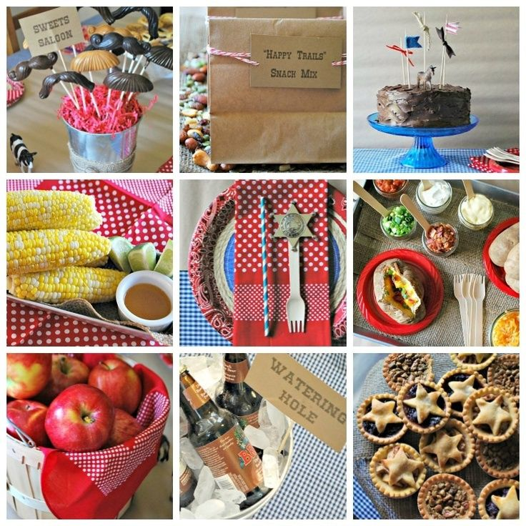 Western Party Ideas For Adults