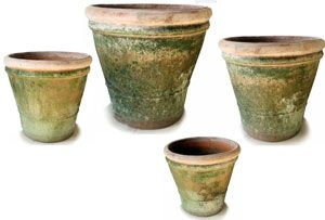 Whimages Old Mossy Terracotta Pottery Divine Aging Terra Cotta Pots Terracotta Pots Terracotta Planter